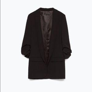 New Zara Black Blazer